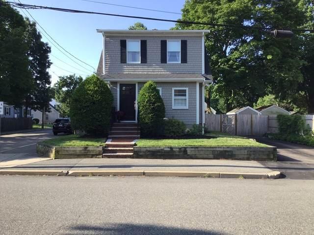 21 Marshall St, Braintree, MA 02184 (MLS #72867681) :: Spectrum Real Estate Consultants