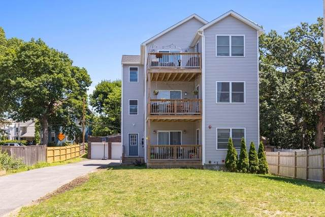 10 Irma St #1, Boston, MA 02124 (MLS #72867715) :: Dot Collection at Access