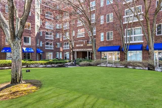 950 Massachusetts Avenue #306, Cambridge, MA 02139 (MLS #72867780) :: Home And Key Real Estate