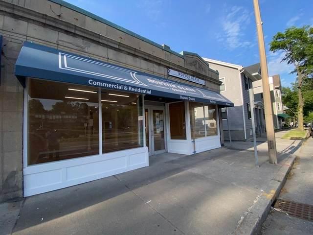 823 Boylston St, Brookline, MA 02467 (MLS #72867828) :: The Gillach Group