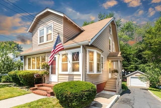 33 Pilgrim Rd, Milton, MA 02186 (MLS #72867863) :: Spectrum Real Estate Consultants