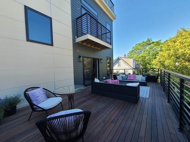 13 Alpine Street #303, Somerville, MA 02144 (MLS #72867878) :: The Gillach Group