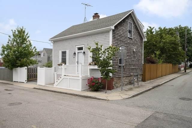 25 Mc Allister St, Newport, RI 02840 (MLS #72867898) :: Westcott Properties