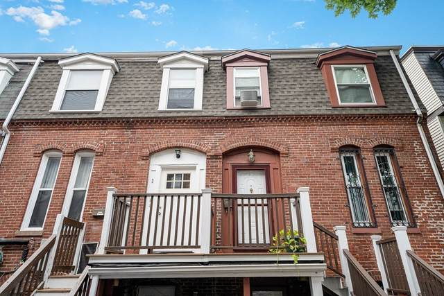 4 Presby Pl, Boston, MA 02119 (MLS #72867976) :: Dot Collection at Access
