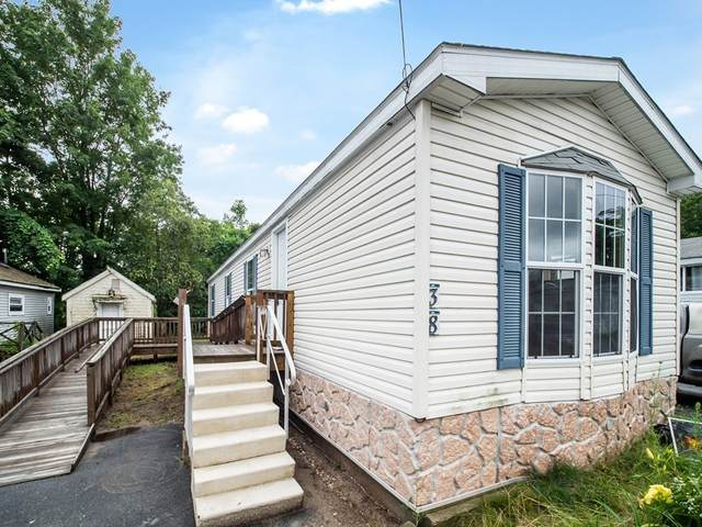 18 Maple Street #38, Pepperell, MA 01463 (MLS #72868171) :: The Gillach Group