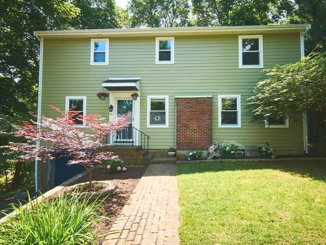 84 Roundwood Rd #84, Newton, MA 02464 (MLS #72868174) :: Trust Realty One