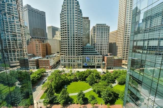 500 Atlantic Avenue 14E, Boston, MA 02210 (MLS #72868226) :: Maloney Properties Real Estate Brokerage