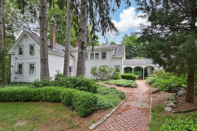 14 Grapevine Road, Wenham, MA 01984 (MLS #72868258) :: Home And Key Real Estate