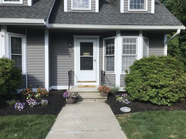 20 Country Village Way #20, Millis, MA 02054 (MLS #72868287) :: Trust Realty One