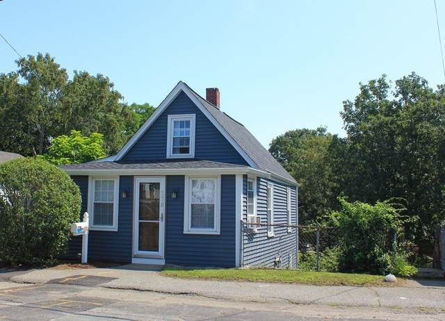 270 Manet Ave, Quincy, MA 02169 (MLS #72868288) :: Maloney Properties Real Estate Brokerage