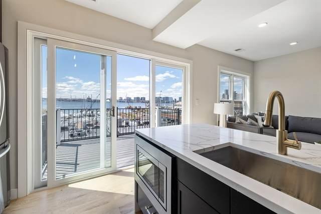 275 Webster St, Boston, MA 02128 (MLS #72868314) :: Westcott Properties