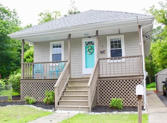 5 Fairlawn Ave, Fairhaven, MA 02719 (MLS #72868317) :: Trust Realty One