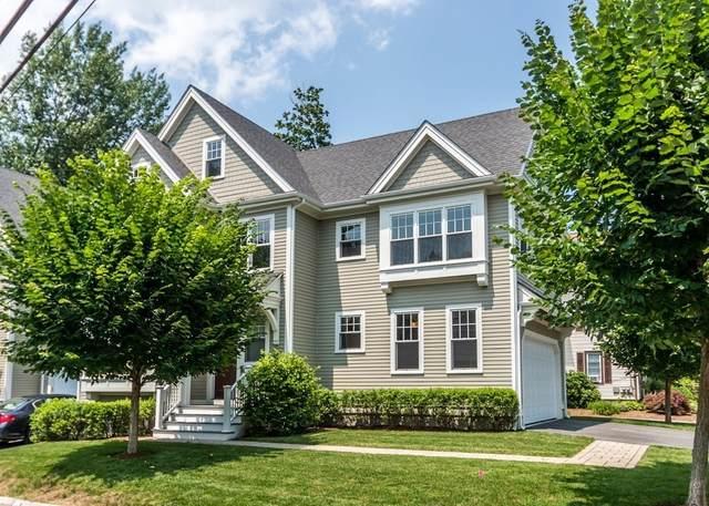 7 Floral Avenue #7, Natick, MA 01760 (MLS #72868322) :: Westcott Properties