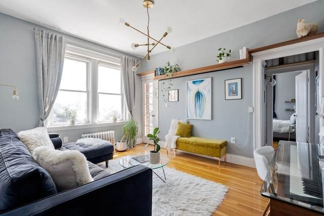 91 Bynner Street #8, Boston, MA 02130 (MLS #72868376) :: EXIT Cape Realty