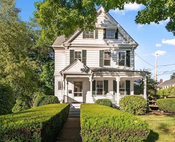 124 Otis Street, Milton, MA 02186 (MLS #72868392) :: Spectrum Real Estate Consultants