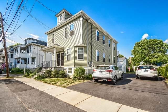 32 Wilson Avenue 2A, Belmont, MA 02478 (MLS #72868447) :: Spectrum Real Estate Consultants