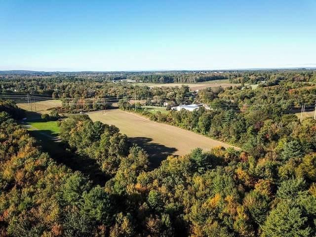 43 & 45 Stafford Road, Somers, CT 06071 (MLS #72868617) :: Charlesgate Realty Group
