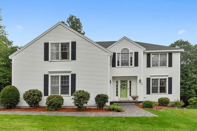 11 Wachusett Cir, Shrewsbury, MA 01545 (MLS #72868620) :: Home And Key Real Estate