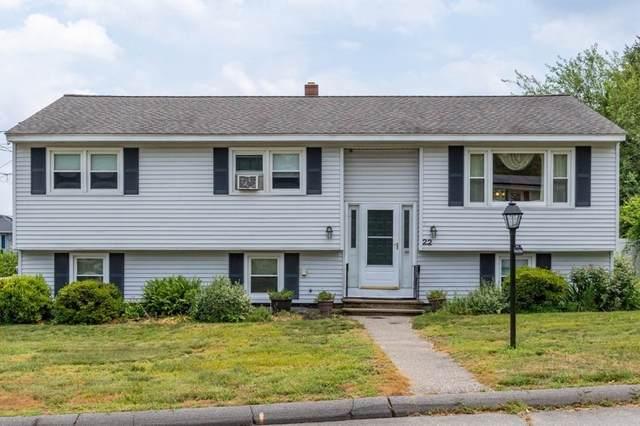 22 Glenwood Dr, Lawrence, MA 01843 (MLS #72868639) :: Spectrum Real Estate Consultants