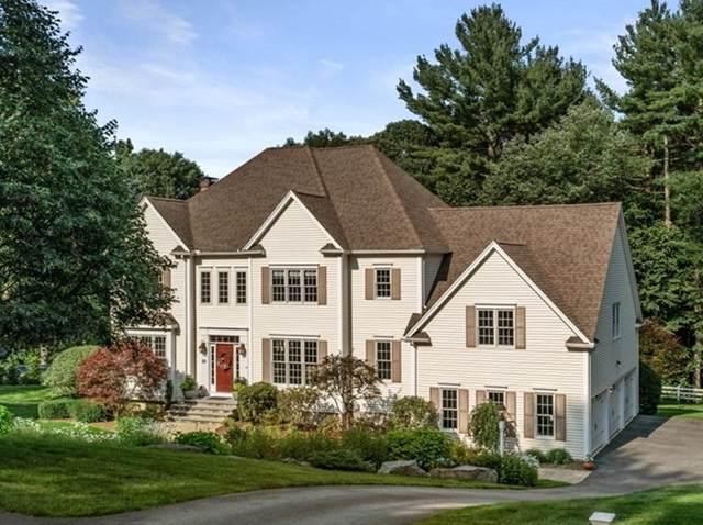 22 Falcon Ridge Dr, Hopkinton, MA 01748 (MLS #72868698) :: Spectrum Real Estate Consultants
