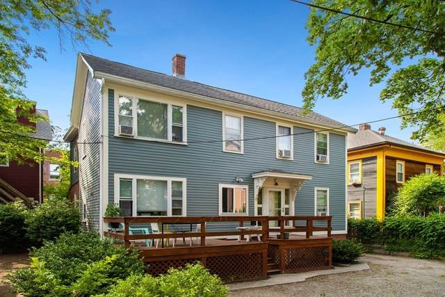 347.5 Broadway #347.5, Cambridge, MA 02139 (MLS #72868776) :: Dot Collection at Access