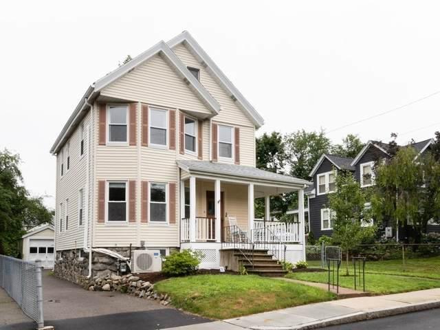 18 Adams Ave, Newton, MA 02465 (MLS #72868828) :: Conway Cityside