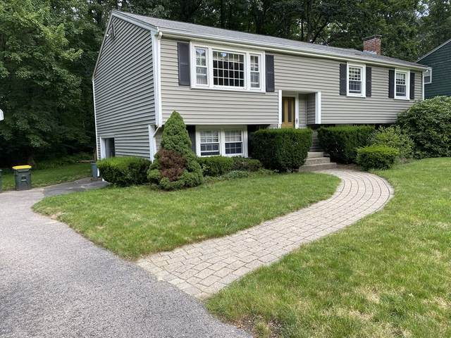 46 Southgate Road, Franklin, MA 02038 (MLS #72868840) :: Welchman Real Estate Group