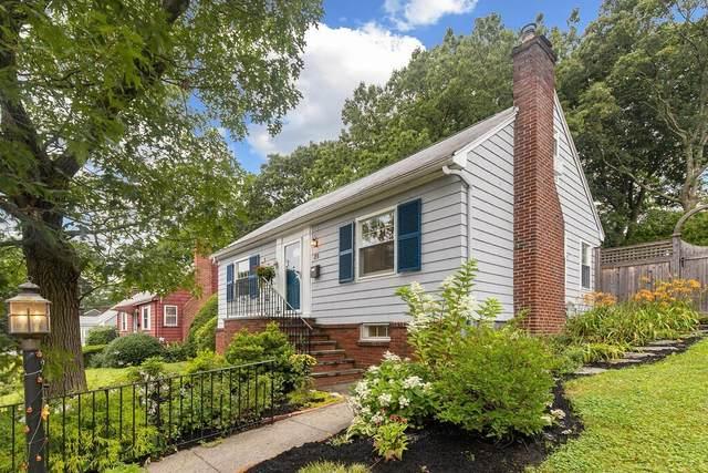 25 Whitman Avenue, Melrose, MA 02176 (MLS #72868885) :: Westcott Properties