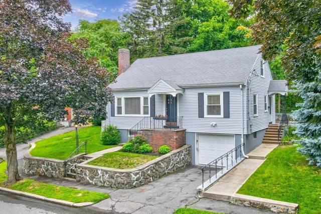 13 Cook Circle, Medford, MA 02155 (MLS #72868886) :: Spectrum Real Estate Consultants