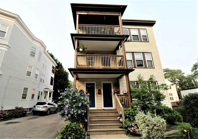 118 - 120 Granite Ave #1, Boston, MA 02124 (MLS #72868925) :: DNA Realty Group