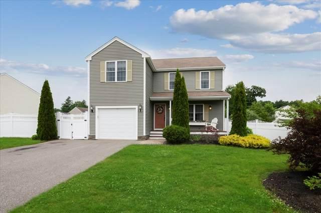 1006 Dighton Woods Cir, Dighton, MA 02715 (MLS #72868939) :: Spectrum Real Estate Consultants
