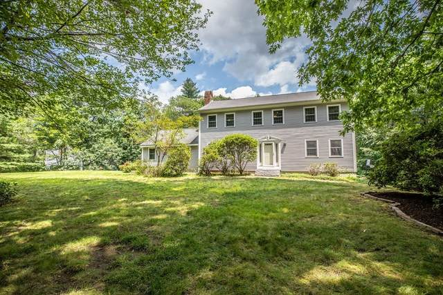 61 Quincy Dr, Bedford, NH 03110 (MLS #72868949) :: Spectrum Real Estate Consultants