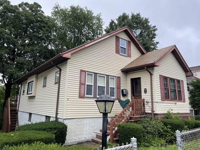 15 Thurlow Street, Boston, MA 02132 (MLS #72868960) :: Zack Harwood Real Estate | Berkshire Hathaway HomeServices Warren Residential