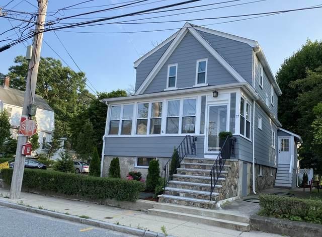 77 Desoto Rd, Boston, MA 02132 (MLS #72868973) :: EXIT Cape Realty