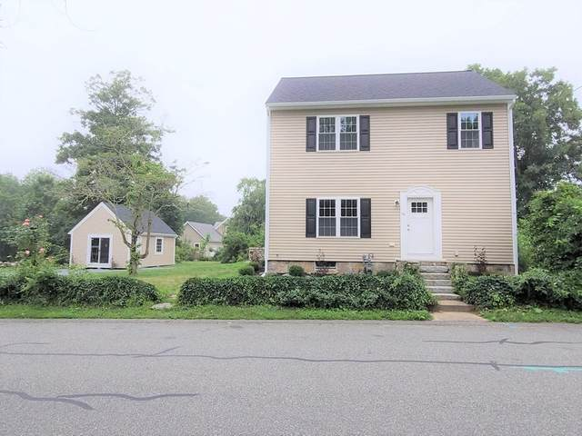 56 Thompson St, Fairhaven, MA 02719 (MLS #72869008) :: Trust Realty One