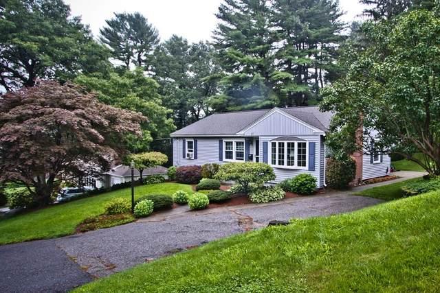 27 Ridgewood Dr, Auburn, MA 01501 (MLS #72869029) :: The Duffy Home Selling Team