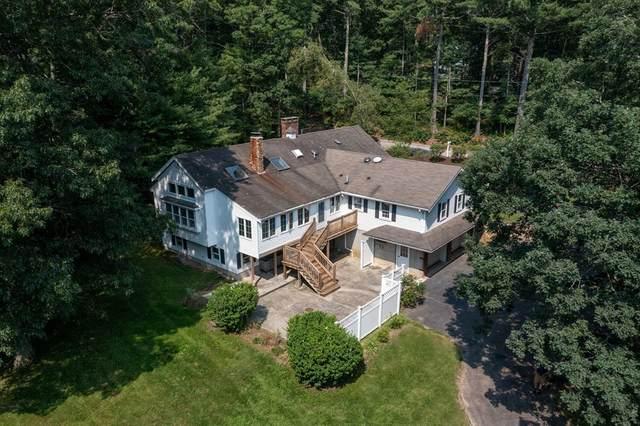 17 North St, Duxbury, MA 02332 (MLS #72869033) :: Spectrum Real Estate Consultants