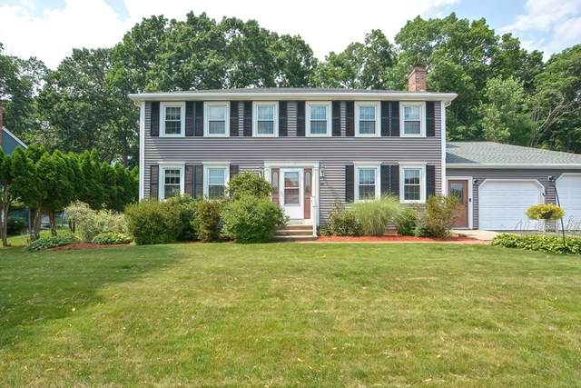 34 Dolly Dr, Worcester, MA 01604 (MLS #72869044) :: Spectrum Real Estate Consultants