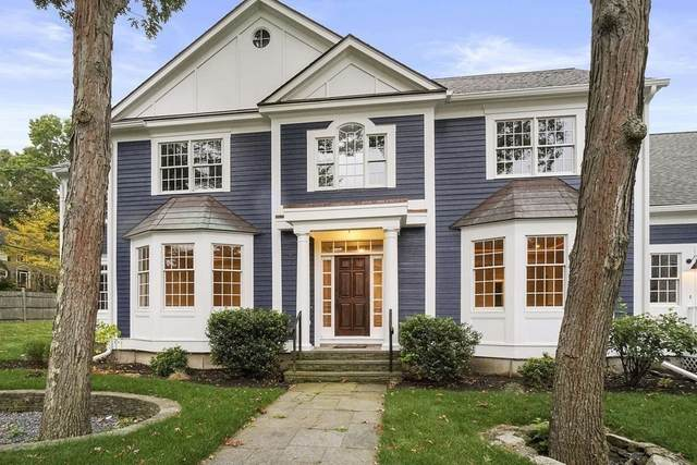 1297 Central Ave, Needham, MA 02492 (MLS #72869062) :: The Gillach Group
