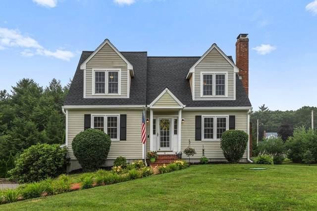 11 Brophy Dr, Taunton, MA 02780 (MLS #72869065) :: Maloney Properties Real Estate Brokerage