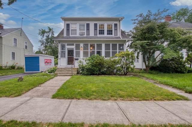 153 Edgewood Ave, Longmeadow, MA 01106 (MLS #72869066) :: Charlesgate Realty Group