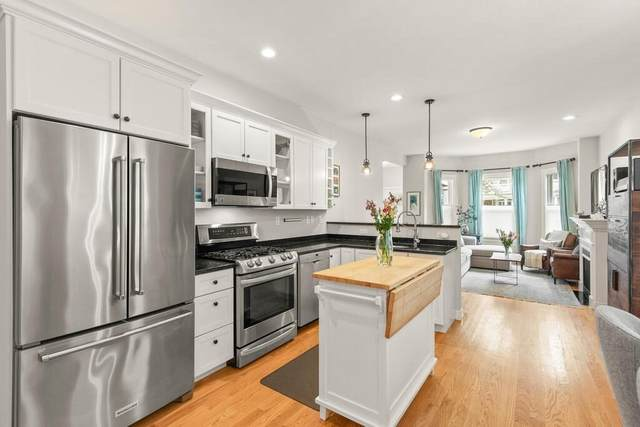 78 College Ave #1, Somerville, MA 02144 (MLS #72869096) :: The Gillach Group