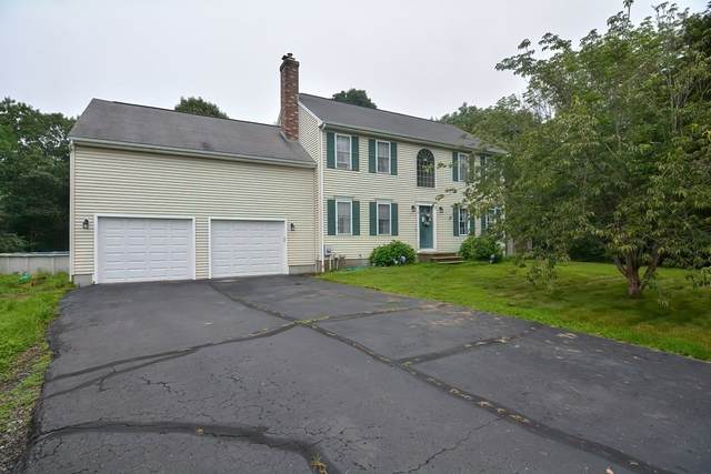 4 Hawthorne Drive, Plainville, MA 02762 (MLS #72869107) :: Welchman Real Estate Group