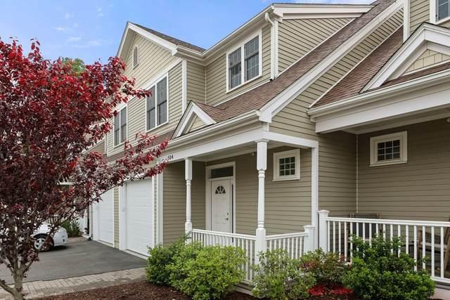 70 Endicott Street #504, Norwood, MA 02062 (MLS #72869115) :: Trust Realty One