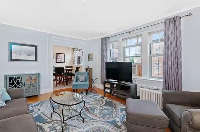 1450-1454 Beacon St #444, Brookline, MA 02446 (MLS #72869140) :: Zack Harwood Real Estate | Berkshire Hathaway HomeServices Warren Residential