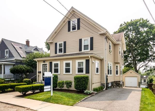 13 Sterling Road, Waltham, MA 02451 (MLS #72869155) :: Spectrum Real Estate Consultants