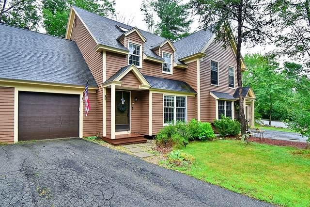 111 Brigham Street 17C, Hudson, MA 01749 (MLS #72869169) :: The Duffy Home Selling Team
