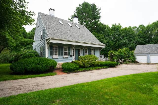 1072 Blue Hill Ave, Milton, MA 02186 (MLS #72869170) :: Dot Collection at Access