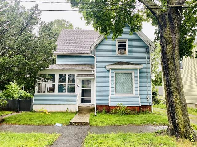 40 Beacon Ave, Holyoke, MA 01040 (MLS #72869172) :: Spectrum Real Estate Consultants