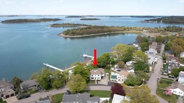 96 Prospect Hill Drive, Weymouth, MA 02191 (MLS #72869225) :: Maloney Properties Real Estate Brokerage